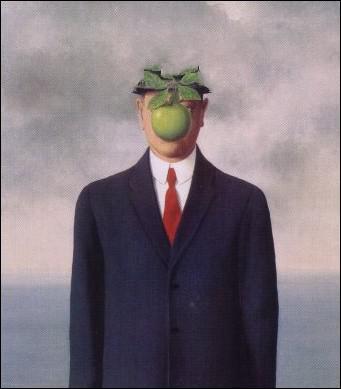 Un Magritte sans ... .