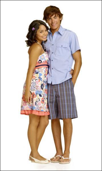 Où se rencontrent Troy et Gabriella ?