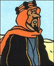 Cet Emir ( ennemi du n°3 ) s'appelle ...