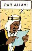 Voici l'Emir ...
