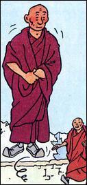 Ce moine tibétain doué du pouvoir de lévitation est ...