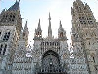En l'honneur de quel Normand la cathédrale de Rouen fut-elle baptisée ?