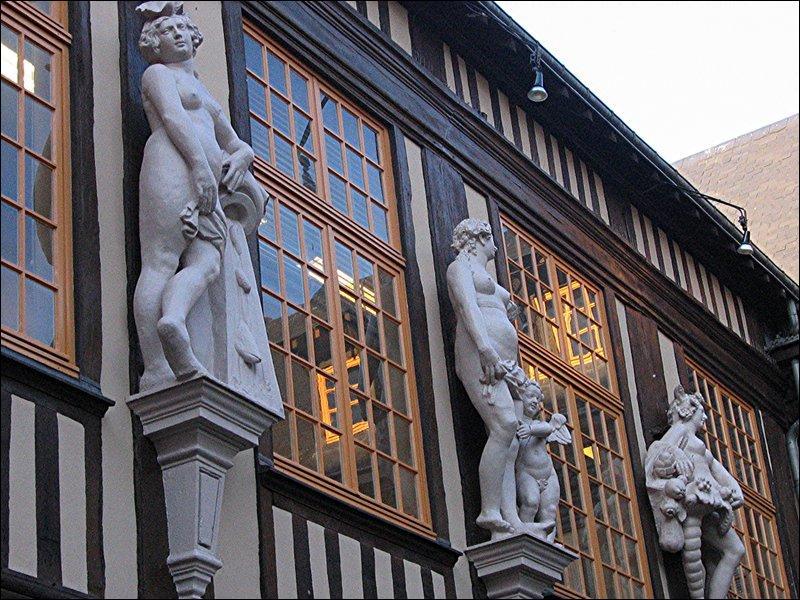 La ville de Rouen possède une particularité dont elle est fière ; laquelle est-ce ?