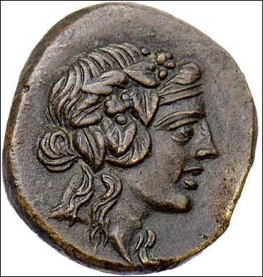 Mes attributs sont 'les pampres (branches de vigne) et la panthère' mon nom romain est Bacchus. Je suis le Dieu. .