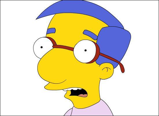 Un des copains de Bart :