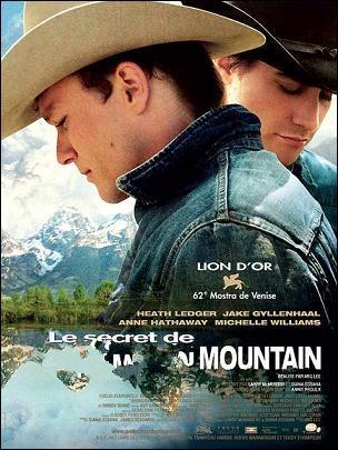 Le secret de ? mountain.