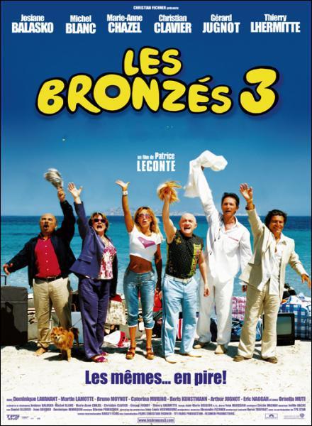 Les Bronzés 3 ... ...