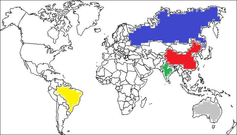 La Chine est le pays en ...