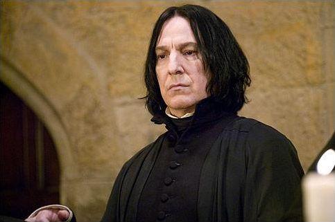 Harry Potter : Severus Rogue