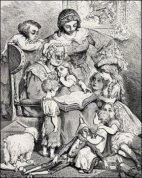 Que sont les contes de la Mère l'Oye ?