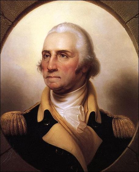 Qui fut le premier Président des USA ?