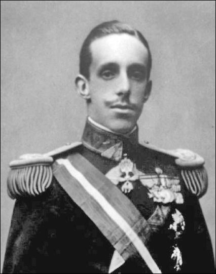 Qui fut roi d'Espagne de 1886 à 1941 ?