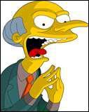Qui est le patron de Homer ?