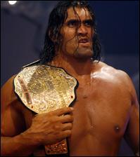 Combien de fois great khali a été World Heavyweight Championship ?