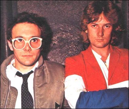 Quel est le nom de ce groupe britanique du début des années 80 ?