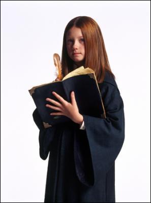 Elle est amoureuse de Harry Potter.