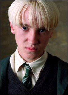 C'est le pire ennemi de Harry, Ron et Hermione.