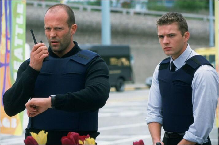 Quel est ce film où il incarne l'inspecteur Quentin Conners ?