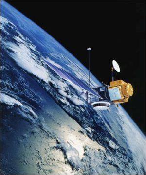 Thème Espace et Aéronautique : Quel est le gaz de l'atmosphère de la planète Neptune, absorbant le rouge, qui lui donne cette couleur bleue ?