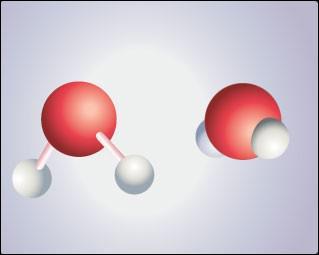Thème Science Quotidienne : Dans quoi faut-il se regarder pour se voir la tête en bas tout en gardant les pieds sur terre ?