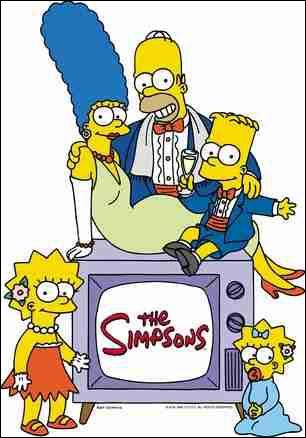 Homer regarde l'émission de Kent Brockman, mais sur quelle chaîne est son émission ?