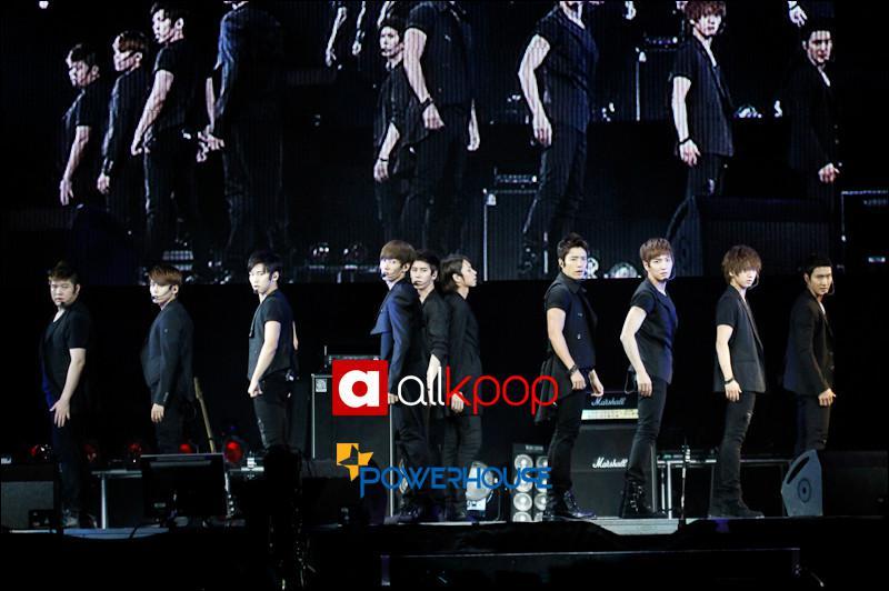 Combien de concerts nommés 'Super Show' ont-ils faits jusqu'ici ? (2010)