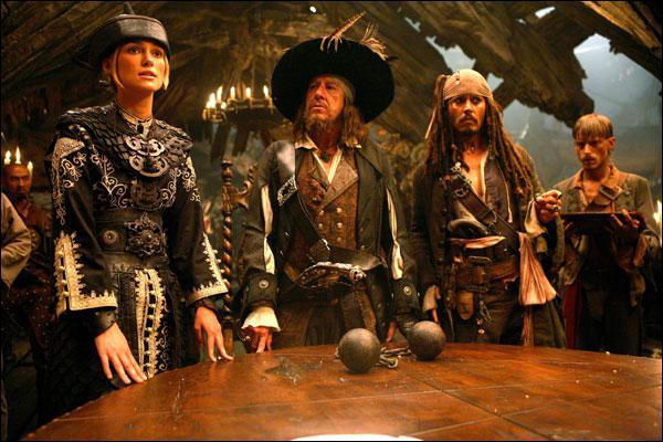 Comment s'appelle ce film où a joué Johnny Depp ?