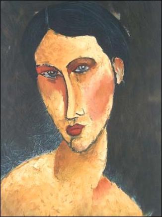 Ce tableau est d'un peintre italien rattaché à l'École de Paris. Qui est-il ?
