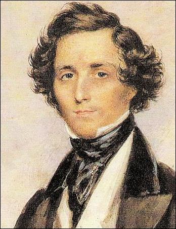 Musicien allemand, ami de Goethe, bien que beaucoup plus jeune, avait un grand-père philosopphe de renom et un père banquier. Qui est-il ?