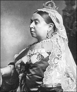Quelle est cette reine qui en 1876 devint impératrice des Indes ?