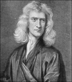 C'est un philosophe, mathématicien, physicien, alchimiste, astronome et théologien anglais. Qui est-il ?
