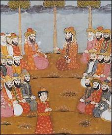 Fondateur de la religion musulmane, il préconisait : la prière, le jeûne et la charité. Qui est-ce ?