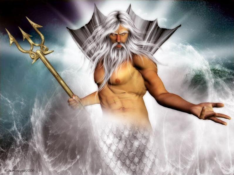 Le quizz des dieux grecs