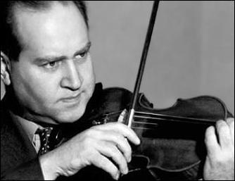 Soliste russe (1908-1974), l'un des plus grands violonistes de tous les temps. Qui est-ce ?