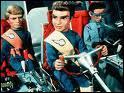 Comment s'appelle cette série où les marionnettes sont des pilotes de l'air ?