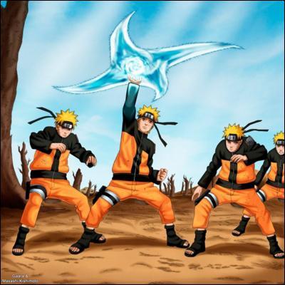 Quelle nouvelle technique Naruto maîtrise-t-il ?