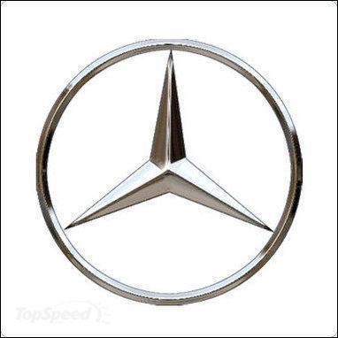 À quelle marque de voitures correspond ce logo ?