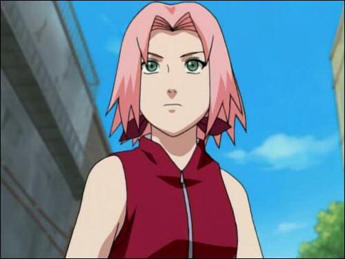 Sakura Haruno est devenue...