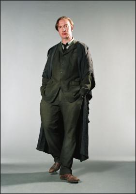 Quel est le secret du professeur Lupin ?