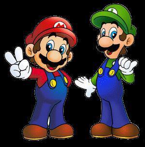 Mario et Luigi aime ...