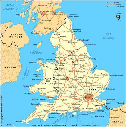 Quel est l'emblème de l'Angleterre ?