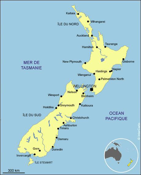 Quel est l'emblème de la Nouvelle-Zélande ?