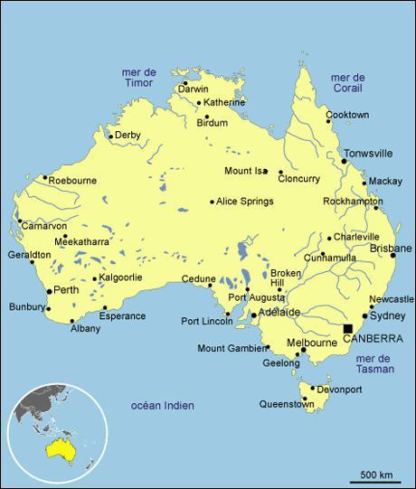 Quel est l'emblème de l'Australie ?