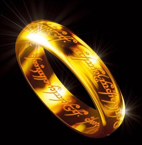 Comment appelle-t-il l'anneau ?