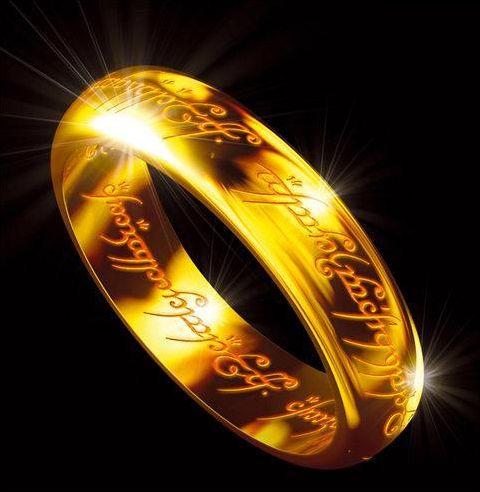Gollum, le Seigneur des anneaux