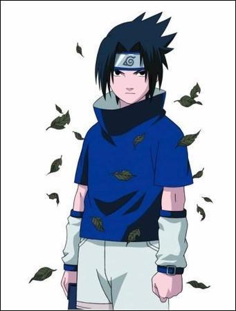 C'est le rival incontesté de Naruto et aussi l'un des plus prétentieux, j'ai nommé :