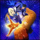 Quel était le métier des quatres compagnons avant de devenir des super-héros ?