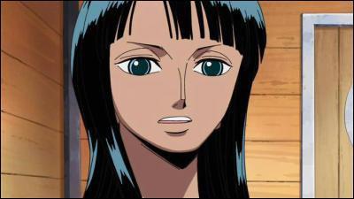 Comment s'appelait la mère de Nico Robin ?