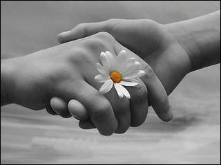 La tendresse, c'est quand on peut se séparer sans se maudire, sans rien casser, sans rien détruire...