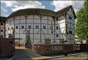 A Londres ce fut le théâtre de Shakespeare, c'est le Théâtre ... .